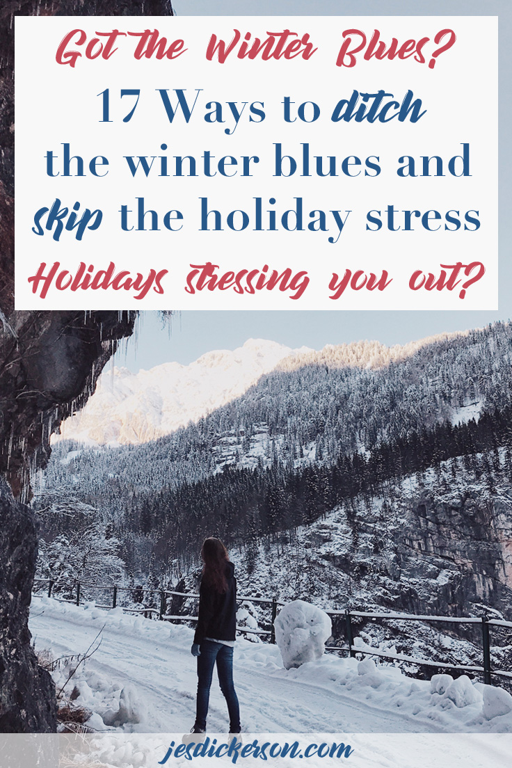 Winter survival guide - 17 ways to tame stress and improve your mood - even during the holidays