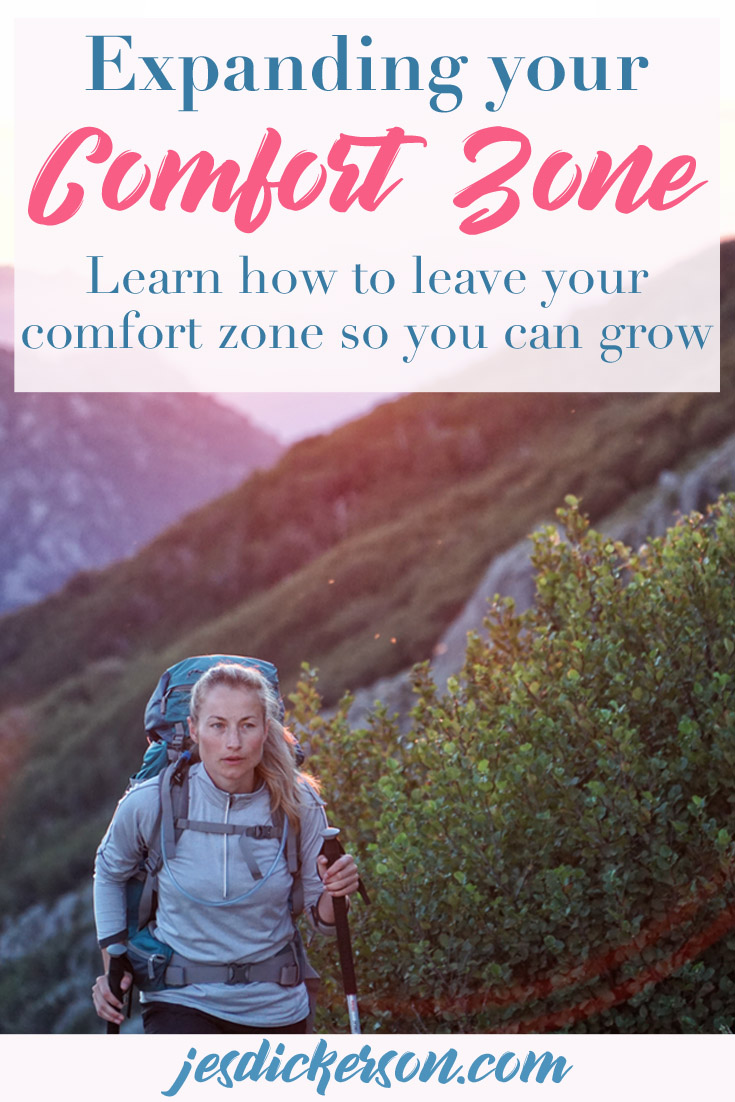 Comfort Zone: How to get out of it, and why that matters
