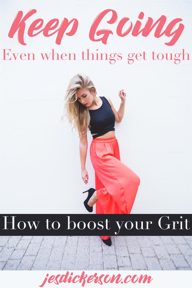 Grit: How to Keep Going Even When Things Get Tough