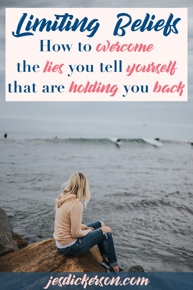 Limiting Beliefs: How to overcome the lies that are keeping you stuck