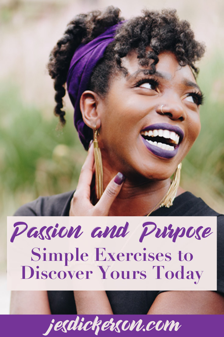 Passion and Purpose: How do you find them?