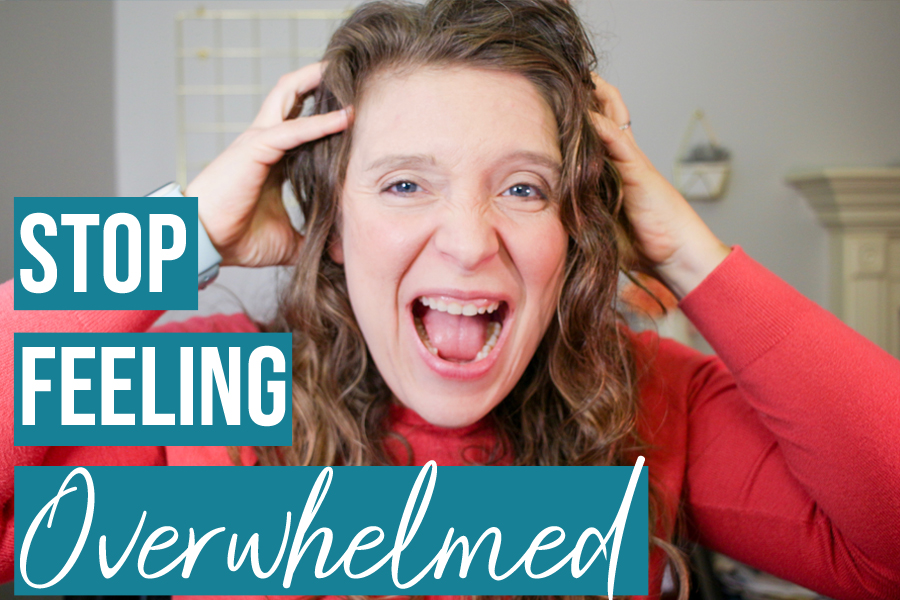 How to Stop Feeling Stressed and Overwhelmed